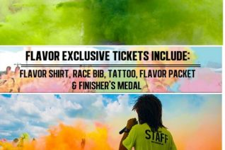 Flavor Run 5k Tampa Discount Code on Food Wine Sunshine