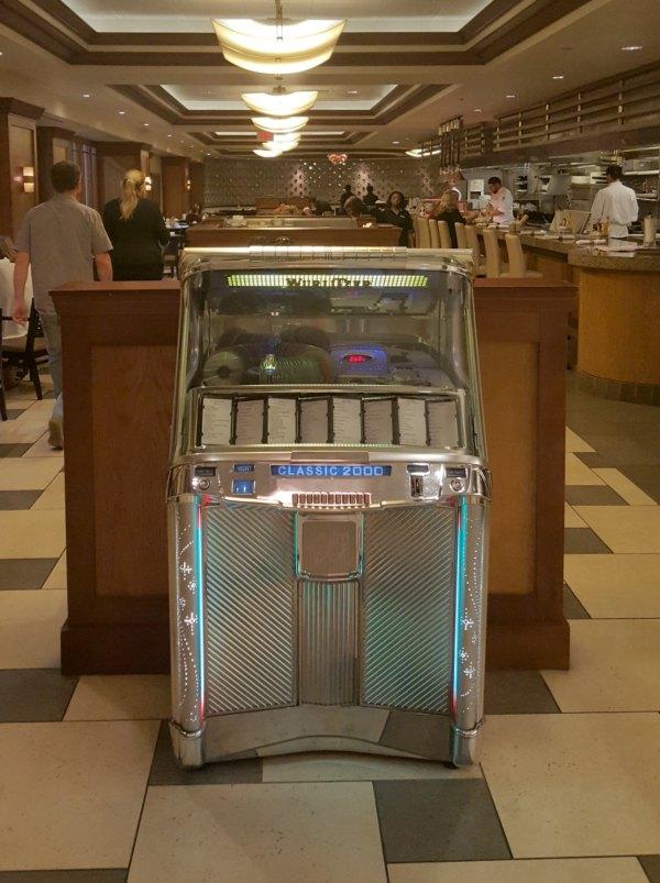 B-Line diner at Hyatt Regency Orlando