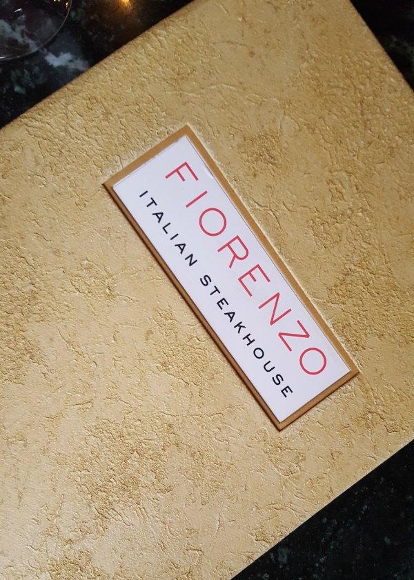 Fiorenzo Italian Steakhouse at Hyatt Regency Orlando