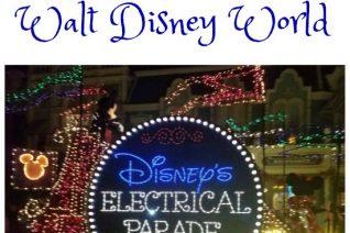 Main Street Electrical Parade Leaves Walt Disney World on Food Wine Sunshine