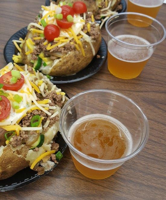 Best Loaded Cowboy Baked Potatoes