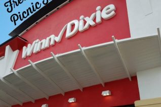 Free Tampa Event - Picnic In The Park at Winn-Dixie in South Tampa on Food Wine Sunshine