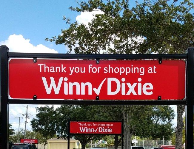 Winn Dixie Tampa