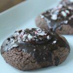 Hot Chocolate Cookies on Food Wine Sunshine