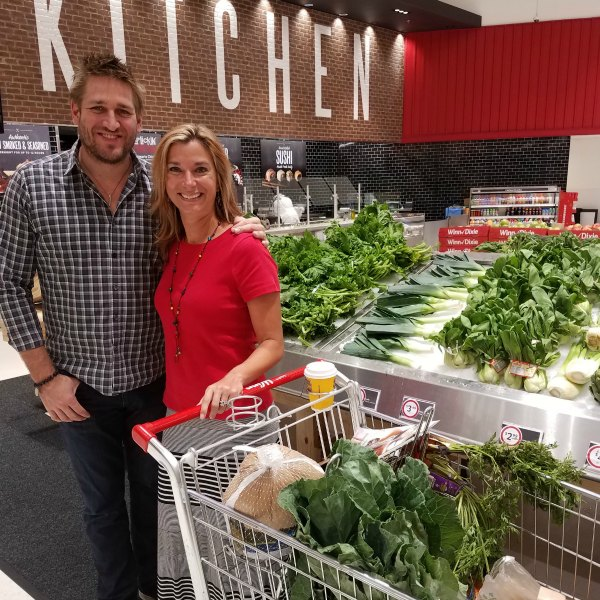 Curtis Stone at Winn-Dixie