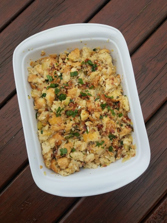 Curtis Stone's Stuffing Recipe