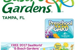 Busch Gardens Preschool Pass 2017 on Food Wine Sunshine
