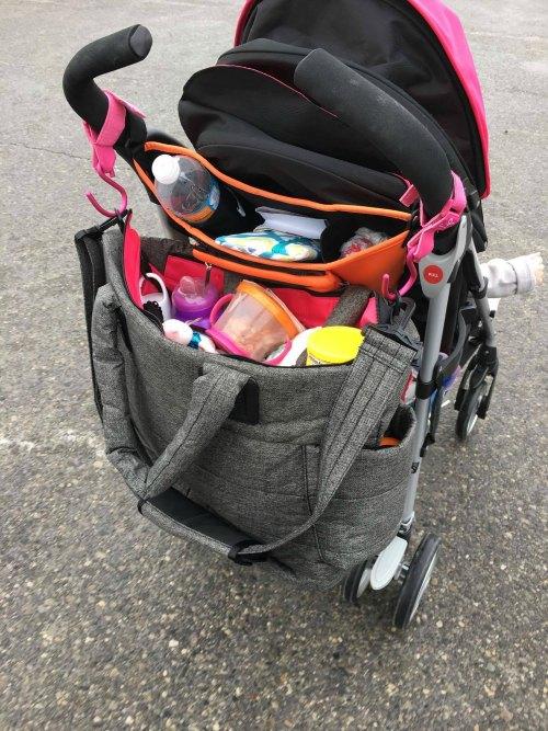 Essentials for diaper bag