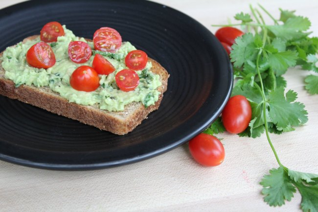 Best Avocado Tomato Toast