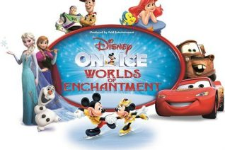 Disney On Ice Presents Worlds of Enchantment in Tampa on Food Wine Sunshine