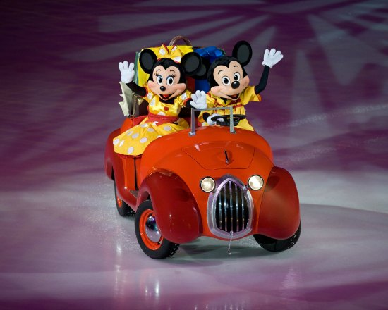 Disney On Ice Worlds of Enchantment info