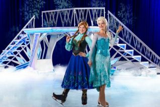 Disney On Ice Presents Worlds of Enchantment in Tampa