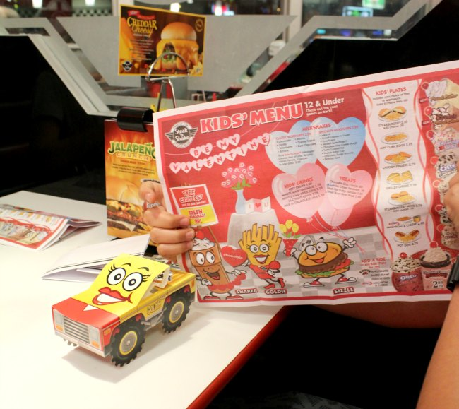 Kids Eat Free All Day Every Day at Steak 'n Shake on Food Wine Sunshine