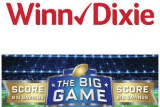 Big Game Deals at Winn-Dixie on Food Wine Sunshine