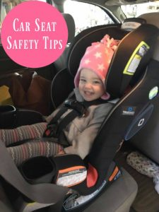 Car Seat Safety | Tips For Buying a Car Seat on a Food Wine Sunshine