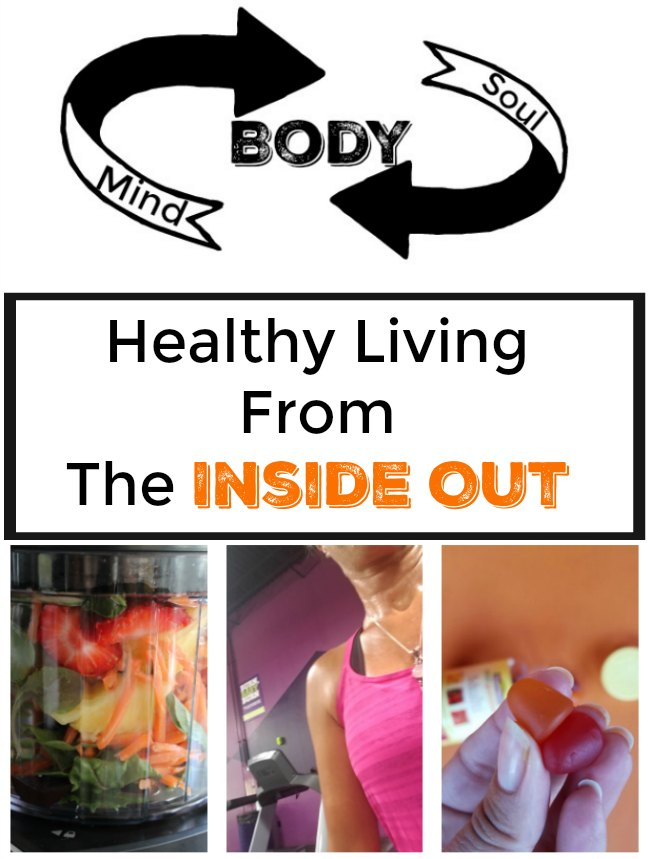 Healthy Living From The Inside Out on Food Wine Sunshine