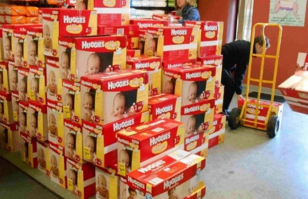 Huggies & Walgreens Partner To Help Families in Need