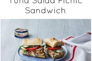 Curtis Stone's Tuna Salad Sandwich Recipe Featured On Food Wine Sunshine
