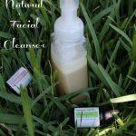 DIY Natural Facial Cleanser