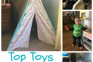 6 Top Toys For Toddlers | Indoor Toys for Toddlers on Food Wine Sunshine