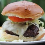 Cherry Habanero Burgers - Food Wine Sunshine
