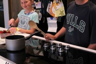 Why You Should Cook With Your Kids - Food Wine Sunshine