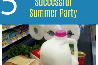 5 Things You Need For A Successful Summer Party - Food Wine Sunshine