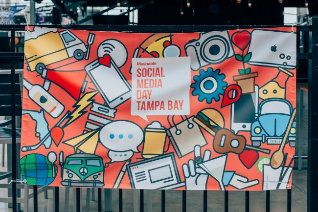 Get Your Social Media Day Tampa Tickets on Food Wine Sunshine