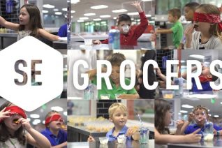 Kids Taste Test SE Grocers Brand - See How You Can WIN on Food Wine Sunshine