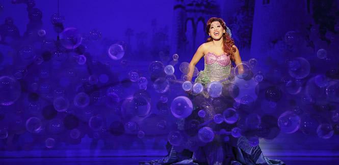 Straz Little Mermaid Musical review