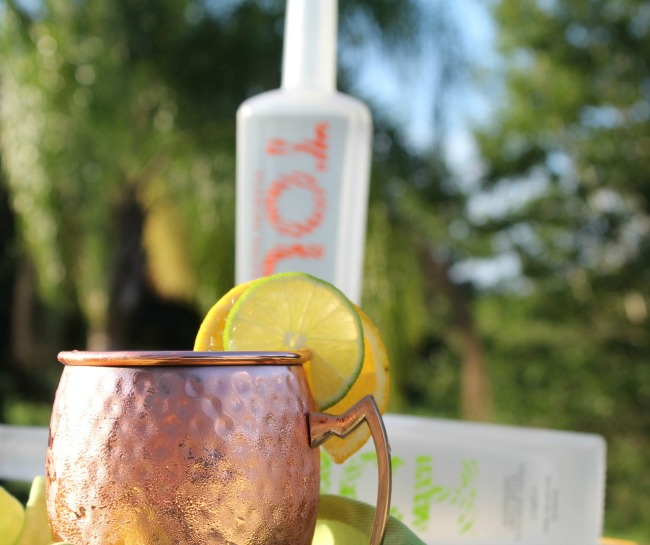 Florida Moscow Mule