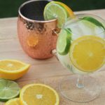 Sun Kissed Moscow Mule