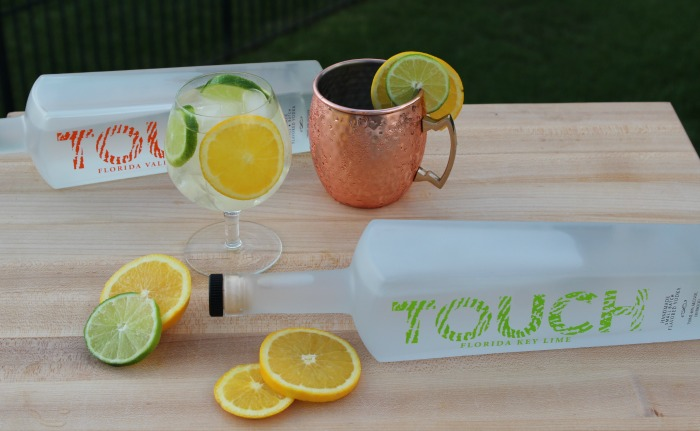 Sun Kissed Moscow Mule Cocktail