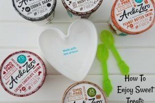 Guilt Free Ice Cream - Perfect For Your Healthy Lifestyle - Food Wine Sunshine