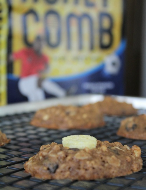 Healthy homemade Cereal Cookies