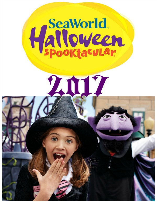 Halloween Spooktacular Seaworld.Seaworld Halloween Spooktacular 2017