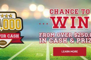 Winn Dixie Kicks for Cash - Food Wine Sunshine