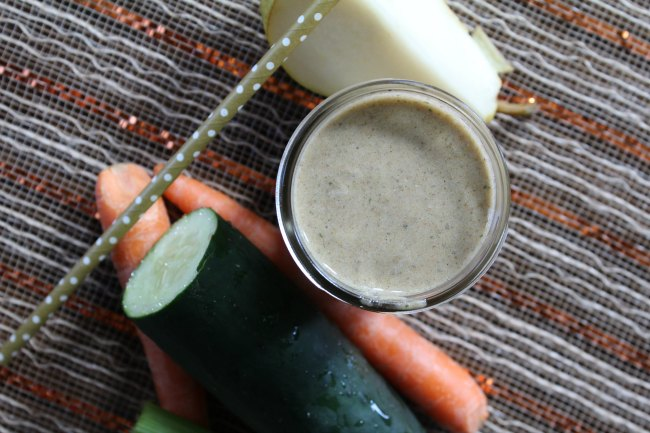 Healthy Protein Pear Smoothie