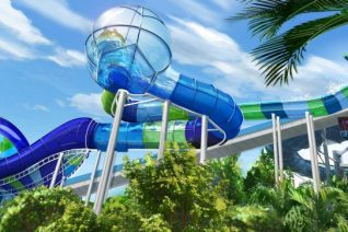 Ray Rush Is Coming to Aquatica Orlando - New Family Raft Ride - Food Wine Sunshine