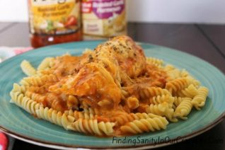 Slow Cooker Italian Chicken Recipe