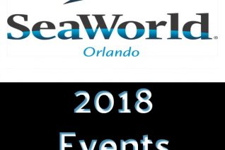 SeaWorld Orlando 2018 Events Calendar - Food Wine Sunshine
