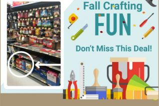 Fall Crafting Fun with Scotch™ Thermal Laminator at Walmart - Food Wine Sunshine