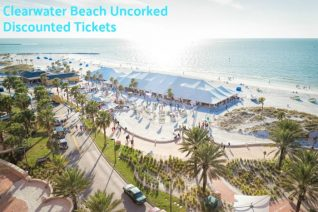 Clearwater Beach Uncorked Discounted Tickets - Food Wine Sunshine