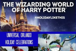 Things To See & Do at Universal Orlando Holiday Celebrations
