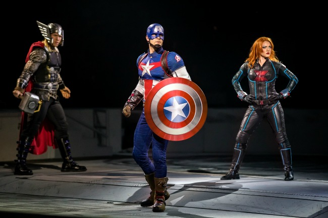 Marvel Universe LIVE Age of Heroes Tampa info