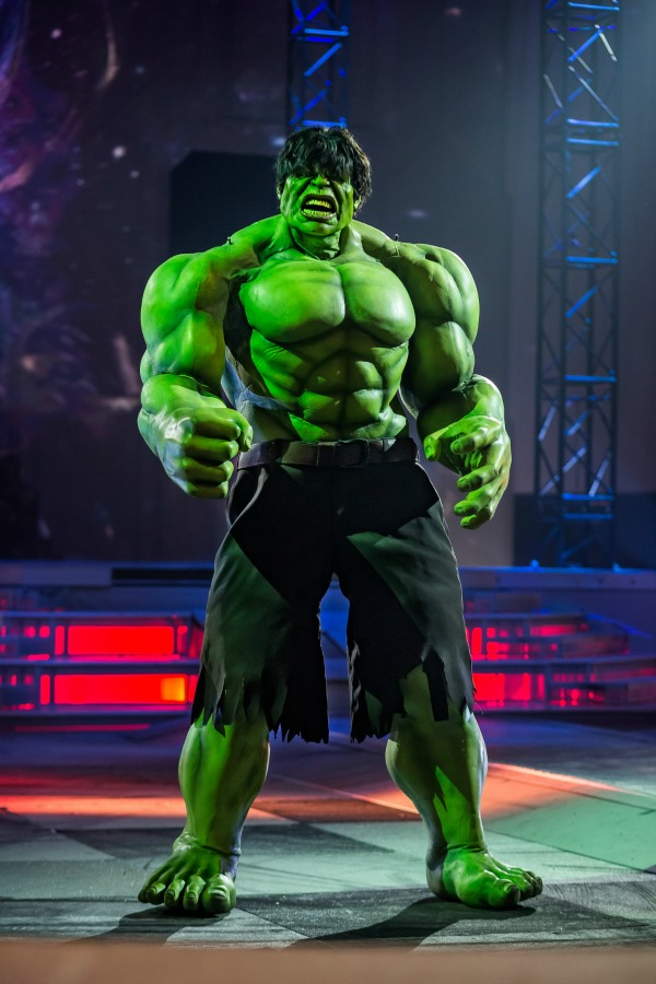 Marvel Universe LIVE! Age of Heroes Tampa tickets