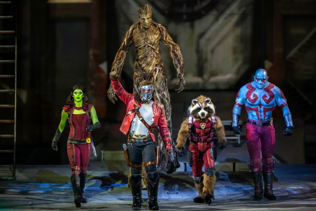 Marvel Universe LIVE! Age of Heroes Tampa details