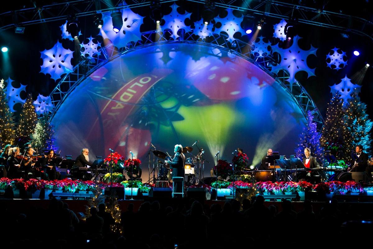 Universal Orlando Holiday Celebrations Details