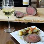 How To Make A Tender & Flavorful Maple Glazed Pot Roast - Food Wine Sunshine