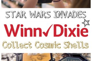 Star Wars Invades Winn-Dixie! Get Your Collectible Cosmic Shells - Food Wine Sunshine